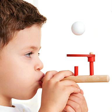 Bälle Bildungsspielsachen Spielzeuge Spaß Holz Kinder Stücke