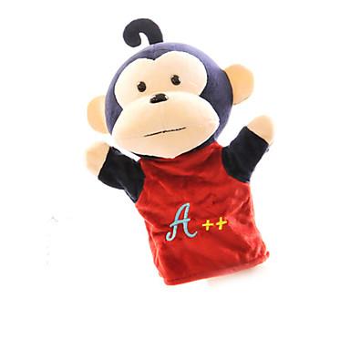 Fingerpuppe Marionetten Handpuppe Spielzeuge Tier Niedlich lieblich Plüsch Stücke