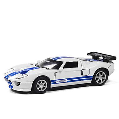 Terugtrekvoertuigen Racewagen Speeltjes Automatisch Metaallegering Stuks Unisex Geschenk