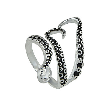 Damen Ring Grundlegend Aleación Schmuck Normal