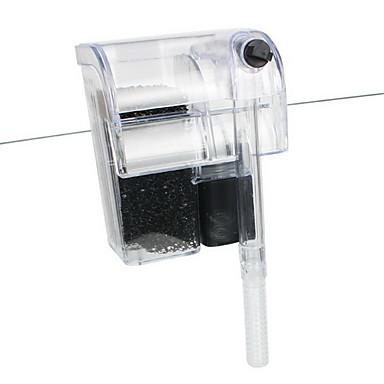 Akvaryumlar Filtreler Gürültüsüz Plastik 220VV