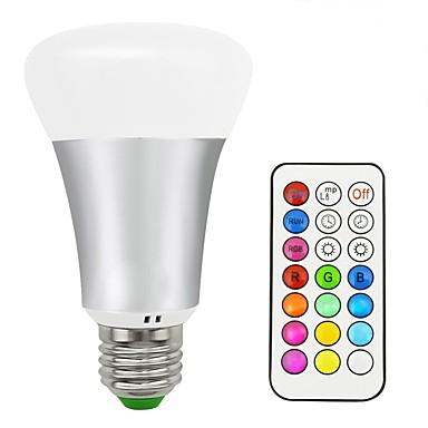 10W Bulbi LED Inteligenți A70 16 SMD 5050 700 lm Alb Cald RGB V 1 bc