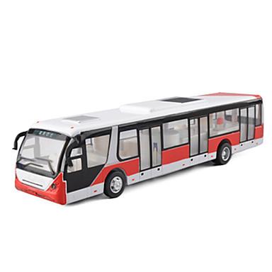 Aufziehbare Fahrzeuge Baustellenfahrzeuge Spielzeuge Bus Metal Stücke Geschenk