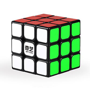 cubul lui Rubik QI YI Sail 5.6 0932A-5 3*3*3 Cub Viteză lină Cuburi Magice puzzle cub Smooth Sticker Cadou Unisex