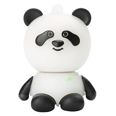 الكرتون البلاستيك الباندا 16 جيجابايت usb2.0 عالية السرعة ذاكرة فلاش يو القرص ذاكرة عصا