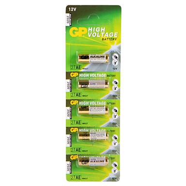 Gp de înaltă tensiune 2020 12v baterie reîncărcabilă 5pcs
