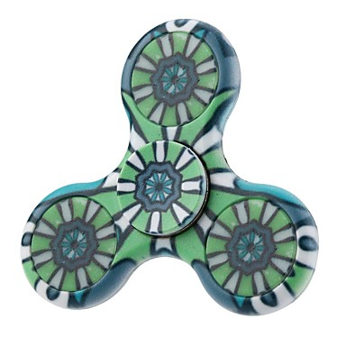 Fidget spinners Hand Spinner Draaitol Speeltjes Speeltjes Stress en angst Relief Focus Toy Relieves ADD, ADHD, Angst, Autisme LED Lamp