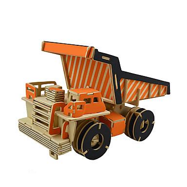 3D - Puzzle Holzmodelle Spielzeuge Spaß Holz Klassisch