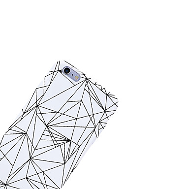 TPU 8 Apple Custodia 05909349 Fantasia Con X Per disegno onde retro Geometrica iPhone Morbido iPhone X per Mattonella Per iPhone iPhone 8 Plus 5q5ZRw