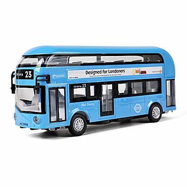 Spielzeug-Autos Bus Bus Doppeldecker-Bus Unisex