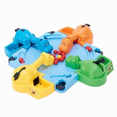 Jucarii Jucării Educaționale Jucarii Pătrat Cai Hipopotan Plastic Jocurile părinte-copil Bucăți Unisex Cadou