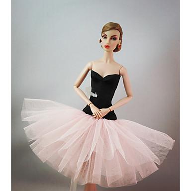 Prenses Elbiseler İçin Barbie Bebek İçin Kız Oyuncak bebek