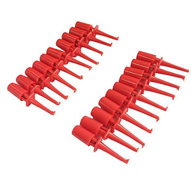 Plastic multimetru de testare cârlig grabbers pentru pcb Smd ic (20pcs)