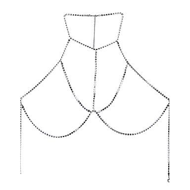 Pentru femei Bijuterii de corp Corp lanț / burtă lanț Boem Natură Prietenie film Bijuterii Hip-Hop Gotic Stâncă Plastic Geometric Shape