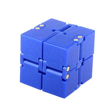 Infinite Cube Fidget Toys Magische kubussen Verlicht stress Speeltjes Vierkant Stuks Geschenk