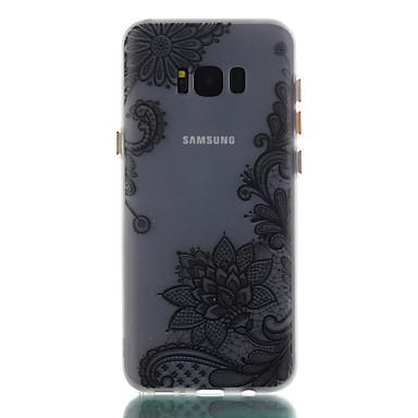 Maska Pentru Samsung Galaxy S8 Plus S8 Stralucire in intuneric Mătuit Model Carcasă Spate Mandala Moale TPU pentru S8 S8 Plus S7 edge S7
