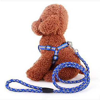 Hund Dog-Pack Haustiere Träger Tragbar Doppel-seitig Atmungsaktiv Klappbar Weich Plaid/Karomuster Orange Grün Blau Rosa Schwarz/Weiß