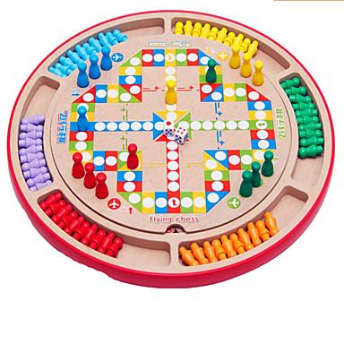 Joc de sah Gobang Halma Jucarii Circular Plastic Bucăți Unisex Cadou