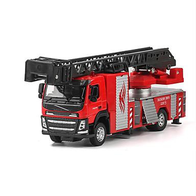 لعبة سيارات سيارة طراز سيارة الإطفاء سفينة شاحنة محركات محاكاة للجنسين
