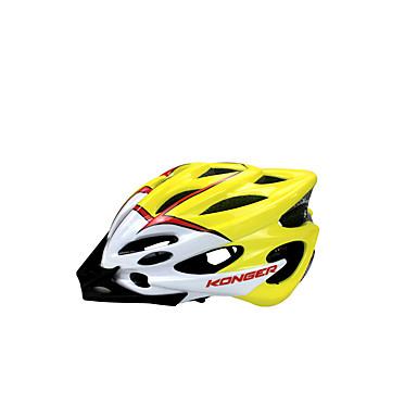للجنسين دراجة هوائية خوذة N/A(أمريكا الشمالية) المخارج ركوب الدراجة قياس واحد EPS