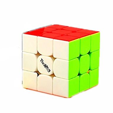 Zauberwürfel Warrior Glatte Geschwindigkeits-Würfel Magische Würfel Puzzle-Würfel Kunststoff Quadratisch Geschenk
