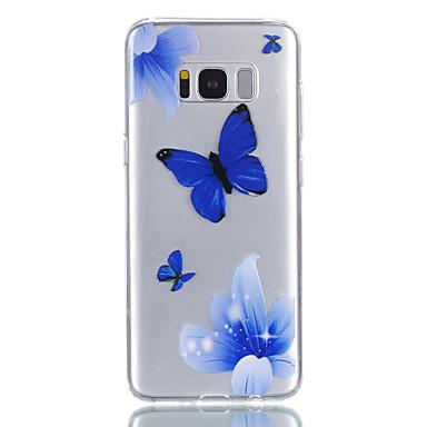 Maska Pentru Samsung Galaxy S8 Plus S8 Model Carcasă Spate Moale pentru S8 S8 Plus S7 edge S7 S6 S5