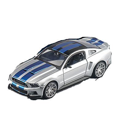 Spielzeug-Autos Modellauto Aufziehbare Fahrzeuge Bauernhoffahrzeuge Spielzeuge Simulation Musik & Licht Auto Pferd Metalllegierung Stücke