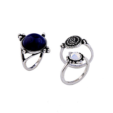 Damen Ring Einzigartiges Design individualisiert nette Art Aleación Schmuck Für Party Geburtstag