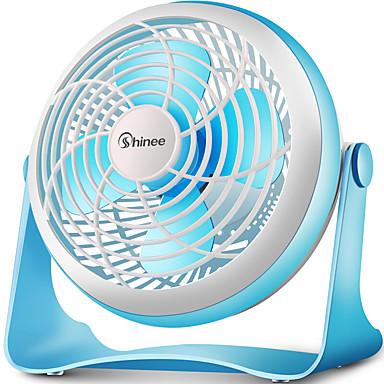 Lüftungsventilator Windgeschwindigkeitsregelung Kopfschütteln Aufrechtes Design Cool und erfrischend Licht und Bequem USB