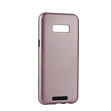 Maska Pentru Samsung Galaxy S8 Plus S8 Other Capac Spate Culoare solidă Greu PC pentru S8 Plus S8 S7 edge S7