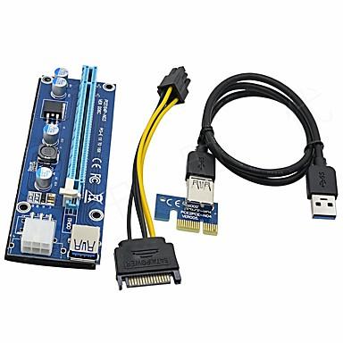 USB 3.0 Verlängerungskabel, USB 3.0 to USB 3.0 Verlängerungskabel Male - Female 0.6m (2Ft)