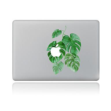1 stuks Krasbestendig Flora/Botanisch Transparante kunststof Lichaamssticker Patroon VoorMacBook Pro 15'' with Retina MacBook Pro 15 ''