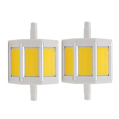 4W 150 lm LED-spotlampen TL 3 leds COB Warm wit Koel wit AC85-265 AC 85-265V