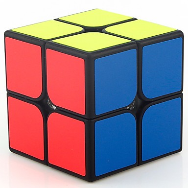 Rubiks kubus 2*2*2 Soepele snelheid kubus Magische kubussen Educatief speelgoed Anti-stress Puzzelkubus Gladde sticker PVC ABS Vierkant