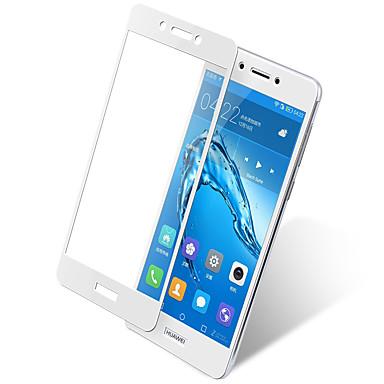 Screenprotector Huawei voor Huawei Enjoy 6s Gehard Glas 1 stuks Volledige behuizing screenprotector Krasbestendig Explosieveilige 2.5D