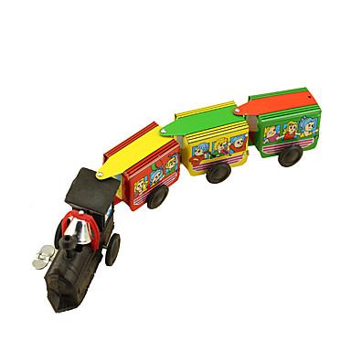Speelgoedauto's Opwindspeelgoed Trein Speeltjes Retro Trein Smeedijzer Vintage Retro Stuks Niet gespecificeerd Geschenk