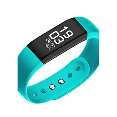 للرجال ساعة رياضية ساعة ذكية رقمي Compass جهاز تحكم مقاوم للماء رصد معدل ضربات القلب اتصالات مطاط فرقة أسود أزرق بنفجسي