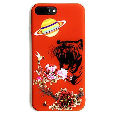 Für iphone 7 plus 7 Fallabdeckungsmuster rückseitige Abdeckungsfallblumentierharter PC für iphone 6s plus 6 plus 6s 6