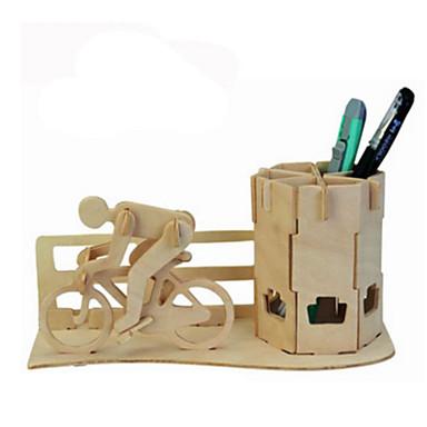 Puzzle 3D Puzzle Metal Modelul lemnului Jucarii Altele Reparații Lemn natural Ne Specificat Bucăți