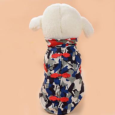 Câine Haine Îmbrăcăminte Câini Nod Papion Negru Rosu Bumbac Jos Costume Pentru animale de companie Bărbați Pentru femei Casul/Zilnic