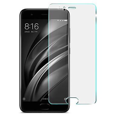 Ecran protector XIAOMI pentru Xiaomi Mi 6 Sticlă securizată 1 piesă Ecran Protecție Față 9H Duritate High Definition (HD)