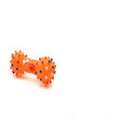 Hond Hondenspeeltje Huisdierspeeltjes Speelhengels Schattig Draagbaar Siliconen Voor huisdieren
