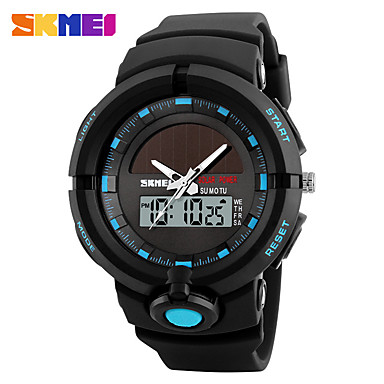 Heren Sporthorloge Dress horloge Smart horloge Modieus horloge Polshorloge Digitaal horloge Chinees Digitaal Kalender Grote wijzerplaat
