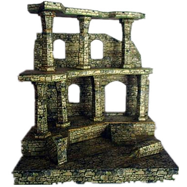 3D-puzzels Bouwplaat Papierkunst Modelbouwsets Beroemd gebouw Architectuur Simulatie DHZ Hard Kaart Paper Klassiek Kinderen Jongens Unisex