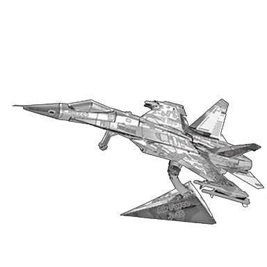 3D - Puzzle Metallpuzzle Spielzeuge Flugzeug 3D Einrichtungsartikel Heimwerken Metal keine Angaben Stücke
