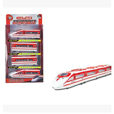 لعبة سيارات سيارات الصب ألعاب دراجة نارية قطار ألعاب مستطيل Train سبيكة معدنية الحديد قطع للجنسين صبيان هدية