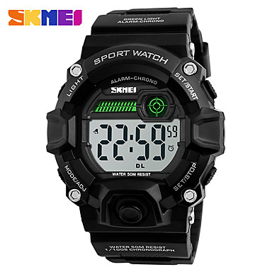 Herrn Digitaluhr Einzigartige kreative Uhr Armbanduhr Smart Watch Militäruhr Kleideruhr Modeuhr Sportuhr Chinesisch Quartz digital