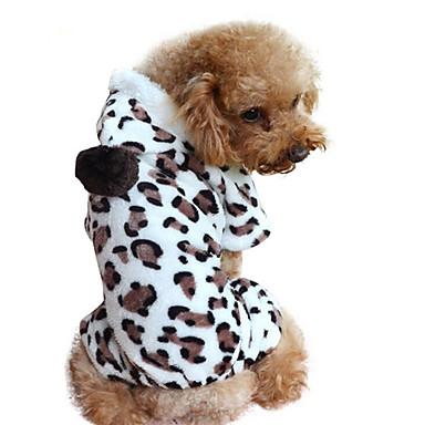 Hond Hoodies Jumpsuits Hondenkleding Casual/Dagelijks Mat zwart Kostuum Voor huisdieren