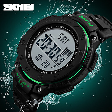 Herrn Sportuhr Militäruhr Kleideruhr Smart Watch Modeuhr Armbanduhr Einzigartige kreative Uhr Digitaluhr Chinesisch Quartz digital