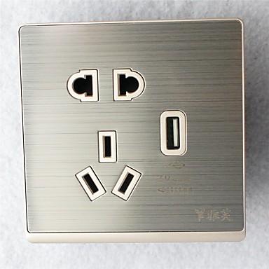 1pc Gute Qualität Dekoration Steckdose